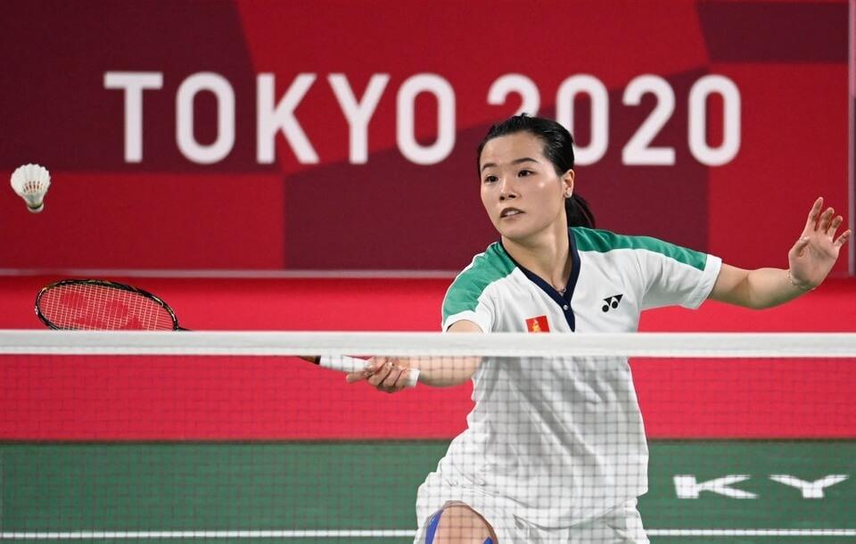 Tại mùa giải dự Olympic VĐV Nguyễn Thùy Linh gây ấn tượng trước VĐV số 1 thế giới