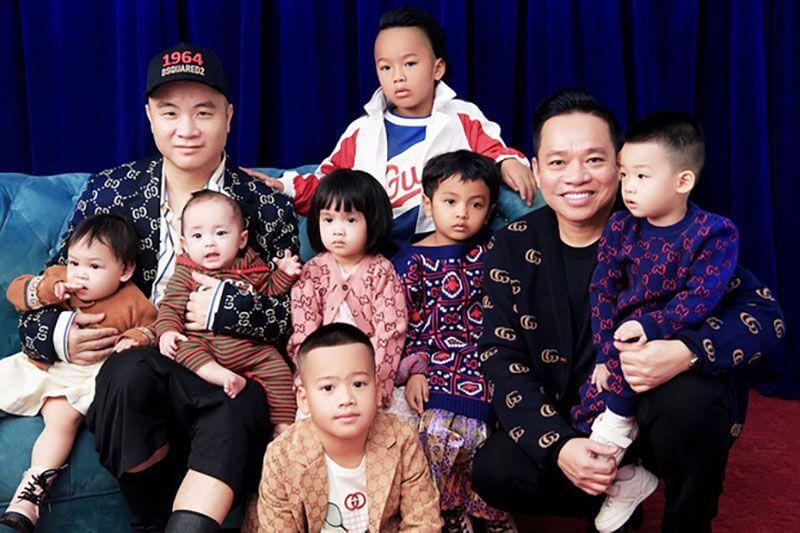 NTK Đỗ Mạnh Cường nhận thêm con nuôi thứ 9, tiết lộ dự định khủng khiến Hồng Vân và loạt sao Việt xúc động