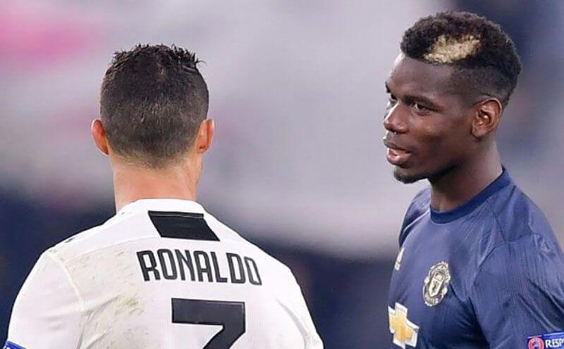 Tiền vệ Pogba nói lời thật lòng khi Ronaldo trở lại Man United