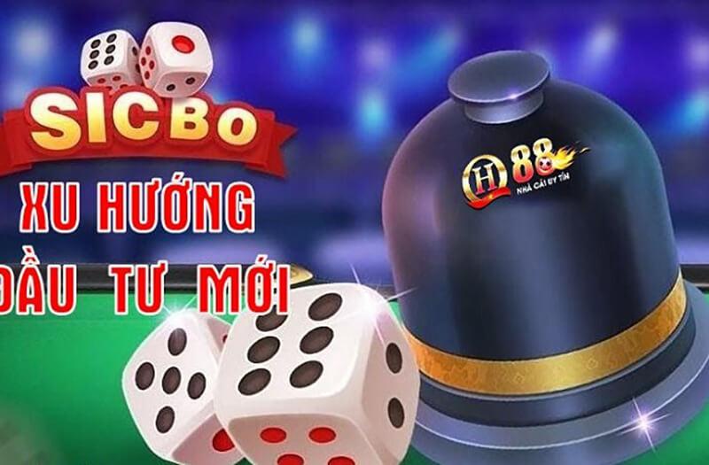 Luật chơi Sicbo QH88