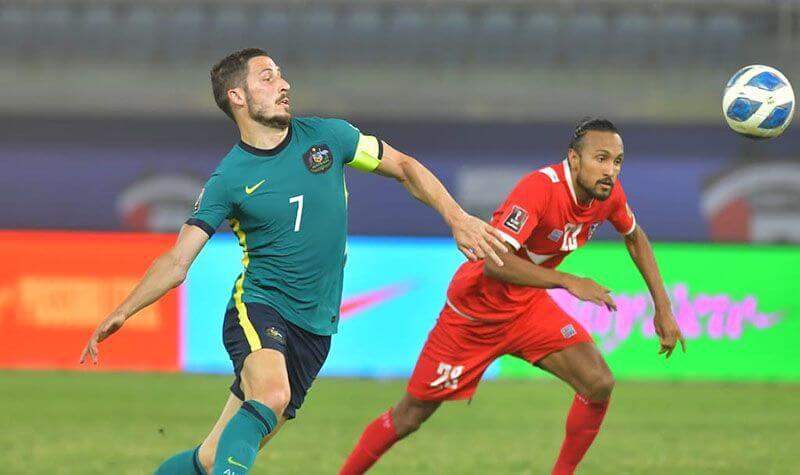 Vòng loại thứ 3 World Cup 2022: Đội tuyển Úc mất lợi thế sân nhà