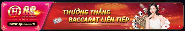 Thuong thang Baccarat lien tiep | qh88