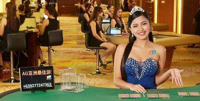 Sảnh AG Casino