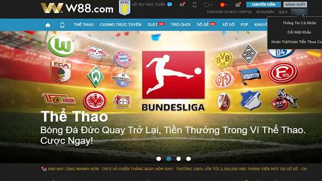 huong dan chi tiet qh88 ca cuoc bong da tren w88 | qh88